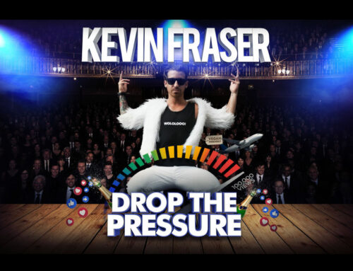 Kevin Fraser Live – Drop The Pressure 2020