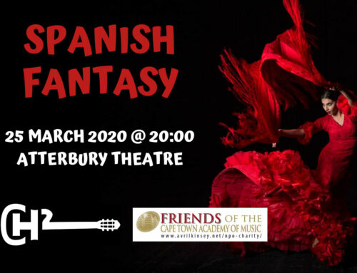 FCTAMusic presents SPANISH FANTASY performed by CH2
