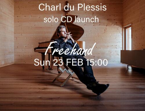 Charl du Plessis: Freehand