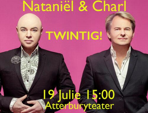 Nataniël & Charl: TWINTIG!